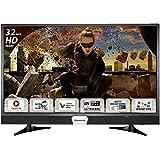 Panasonic 80.1 cm (32 inches) HD Ready Smart LED TV TH-32ES48DX (Black) (2017 model)