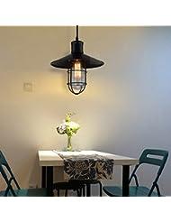 Collector industrielle style moderne Home, suspension lustre luminaire plafond éclairage [Classe énergétique A +] D270* H270(mm)