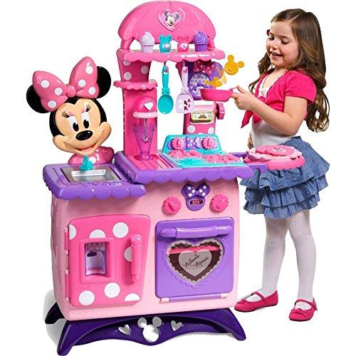 Disney Minnie Maus Flipping Fun Küche -