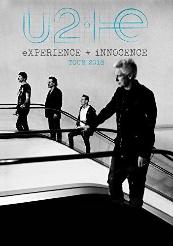expérience de U2+ Innocence 2018World Tour Impression Photo Poster chansons expérience 78(A5-a4-a3), A3
