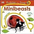 Follow the Trail Minibeasts: Take a peek! Fun finger trails!
