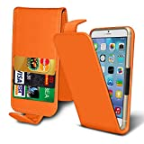 ( Orange+Earphones 145 x73) case for Medion Life P5005 case