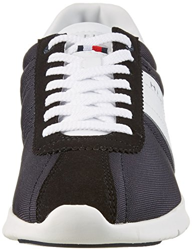 Tommy Hilfiger T2285obias 9c, Sneaker Basses Homme Bleu (Midnight 403)