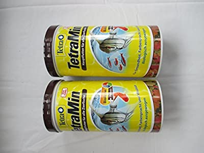 Tetra Min 2x 200g Tetra Tetramin Tropical Flakes Tropical Fish Flake Food