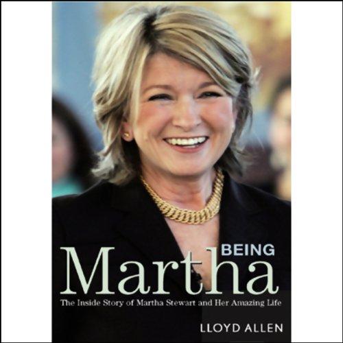 Being Martha  Audiolibri