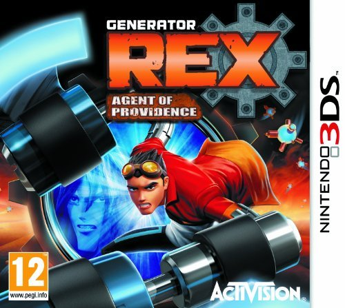 Generator Rex: Agent of Providence (Nintendo 3DS) by ACTIVISION