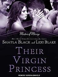 Their Virgin Princess (Masters of Menage)