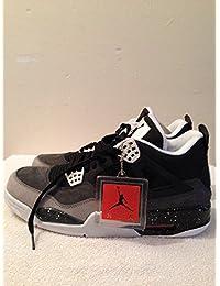 """Nike Air Jordan 4Retro """""""" el Temor Pack Ante Zapatillas de baloncesto"""