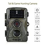 Best Game Cams - HD 1080P 12MP Hunting Scouting Trail Cam Video Review