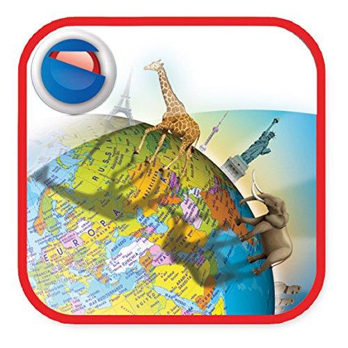 Clementoni globo terraqueo interactivo - Globo terraqueo amazon ...