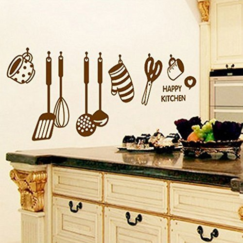 kitchen-tools-removable-wall-stickers-wall-sticker-decal-art-kitchen-utensil-to-diy-house-decoration