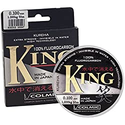 Colmic Hilo King 50 MT 0,128 mm ND