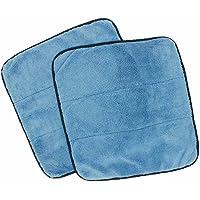 "mzqlight 15""X 17,7"" ultra-thick microfibra gamuza de secado toalla de limpieza 800G de cera Car Detailing Toallas de secado de (2unidades)"