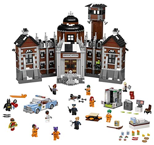 LEGO The Batman Movie 70912 - Arkham Asylum