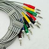 Vinmax 10 Fils ECG / EKG avec Câble pour GE Marquette