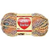 Coats: Yarn Red Heart Stellar Yarn-Galaxy, Other, Multicoloured
