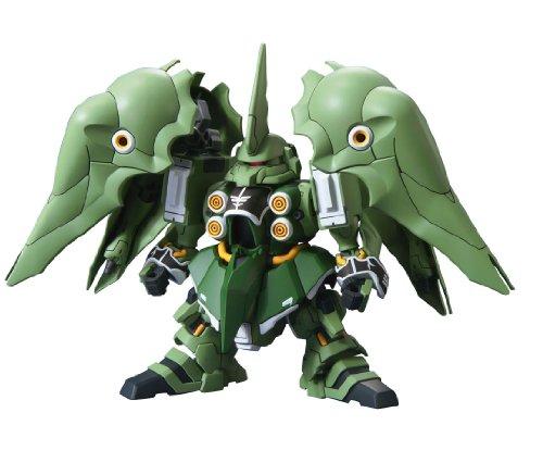 Mobile Suit Gundam Unicorn - SD Gundam BB Senshi 367 Series Modellbausatz / Model Kit: NZ-666 Kshatriya 12 cm