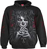Spiral - Men - DAY OF THE GOTH - Hoody Black