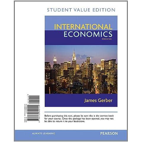 International Economics: Student Value