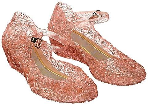 Katara 30 Prinzessin Festliche Schuhe für Kinder,EU 30, (Aurora Bambino Costume)