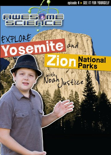 Awesome Science #04: Explore Yosemite And Zion National Parks (Dvd)