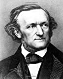 Daily Organizer and Planner: Richard Wagner: 180 Day 8x10 6 Month Journal Notebook Undated Day Planner