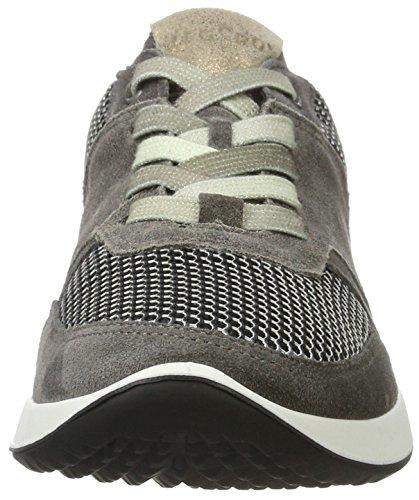 Legero  Amato, Sneakers Basses femme Gris (ematite)