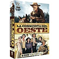 Pack La Conquista del Oeste Vol. 1 y 2
