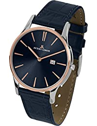 Jacques Lemans Unisex Erwachsene-Armbanduhr 1-1936G