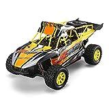 MCJL 2.4G Fernbedienung Allradantrieb Wüste Geländewagen 1:18 proportional Fernbedienung Hochgeschwindigkeitswagen 70km/h Kinder Erwachsenen Spielzeugmodell
