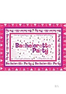 Bachelorette Party nappe
