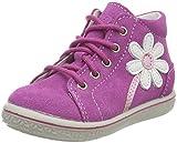 RICOSTA Mädchen Lissi Hohe Sneaker, Pink (Candy), 28 EU