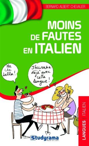 Moins de fautes en italien