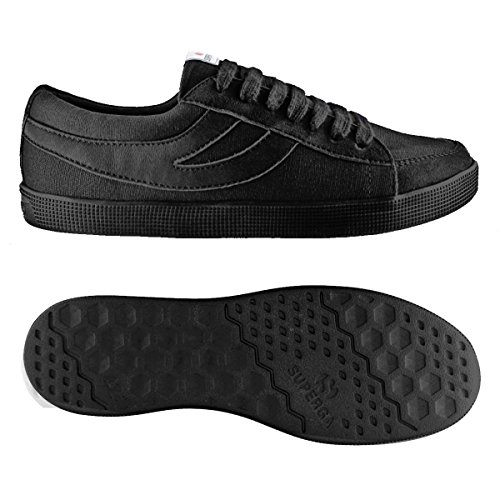 Sneakers - 4571-cotwashsueu Black