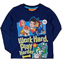 Patrulla Canina Camiseta Azul Talla 8 Años