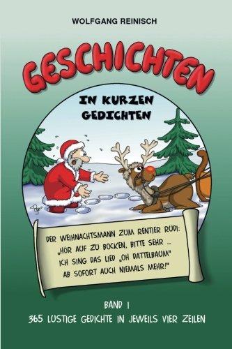 Read Geschichten In Kurzen Gedichten Band 1 365 Lustige