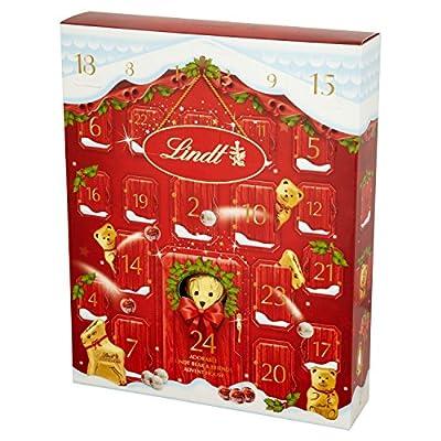 Lindt Bear Advent Calendar, 250g