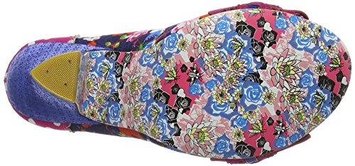 Escarpins Attacco Il Fermé Giorno Mio Femme Rosa Irregolare Fare Scelta Blu blu wqZnxFCRHC