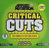 Applied Nutrition Critical Cuts Sports Supplement, 195 g, Pack of 32 Sachets