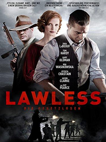 Lawless - die Gesetzlosen - Jack Hammer Kostüm