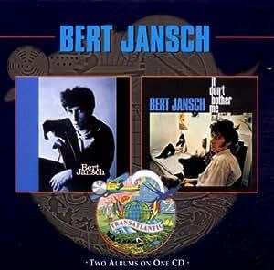 Bert Jansch / It Don't Bother Me [Two Album Set]