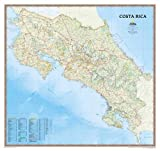 Costa Rica: PP.NG1020322 (National Geographic Reference Map)
