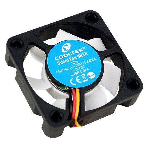 Cooltek Silent Fan 4010 (30mm Lüfter)