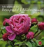 Ich wünsch dir Rosenpracht & Blütenzauber Postkartenkalender - Kalender 2017