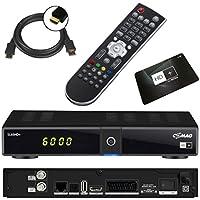 Comag 61014SL 65ricevitore satellitare (PVR Ready, HD +, USB 2.0), colore: nero - Confronta prezzi