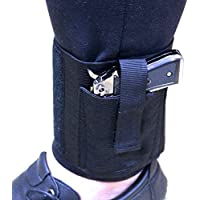 nianpu Ankle Holster + Concealed Carry–Pistola para LCP LC9PF9pequeño