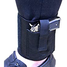 Nianpu Ankle Holster + Concealed Carry–Pistola per LCP LC9PF9Small