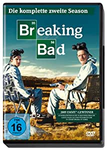 Breaking Bad - Die komplette zweite Season [4 DVDs]
