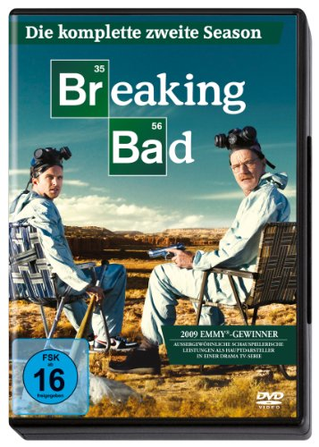 Breaking Bad - Die komplette zweite Season [4 DVDs]