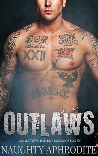 Outlaws: Steamy Bad Boy Romance Box Set (English Edition)